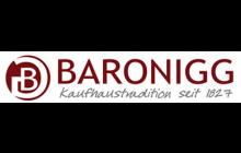 Kaufhaus Baronigg Ilz Logo